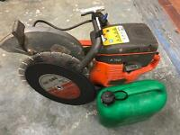 "Husqvarna k760 petrol cut off saw 12"" 300mm"