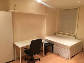 Ensuit room opposite Hammersmith station bills included