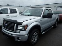 2011 Ford F-150 FX4KC ECOBOOST LTHR ROOF TOWING PKG A VENIR