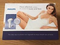 Phillips Lumea IPL Hair Removal