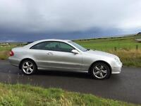 Mercedes clk500