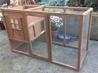 Hen House/Chicken Coop (Used) with run