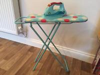 Kids Childs Iron and Ironing Board Early Learning Centre