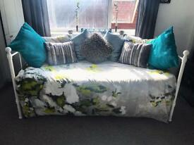'Ella Daybed' from Next - single metal daybed, day bed