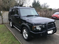 2002 Facelift Model Land Rover Discovery 2, TD5 GS Automatic