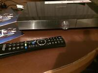 Youview digital TV box. Full instructions and remote