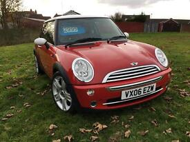Mini Cooper 1.6 Hatchback 2006, ONLY 68,000 Mile, 1 Lady owner since new!!! Immaculate condition!!