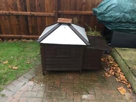 Chicken coop and extras