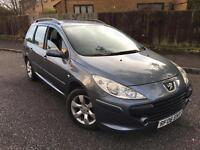 Peugeot 307 SW 1.6 HDi S 5dr