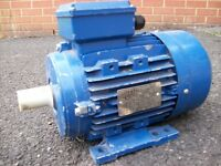 Electric Motor 1.5 KW 3 phase
