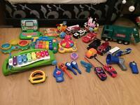 Toy joblot all in nearly new condition.