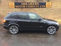 + 60 REG NEW SHAPE X5 M SPORT £17990 +