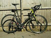 60cm full carbon CUBE agree gtc sl with dura ace