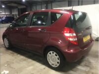 2005 Mercedes Benz A Class 1.5 A150 Classic 5dr, 1 female keeper since new, HPI Clear, Cheap to run