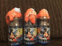 Childrens Mickey Mouse Water Bottle