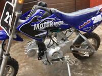 Dirt bike good condition £165