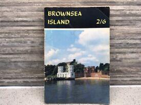 Vintage 1967 Brownsea Island Souvenir book