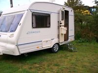 bailey ranger 2 berth 2004 this van is in ex condition