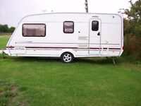 swift challenger 4 berth full end bathroom new awning must be seen to apr condition