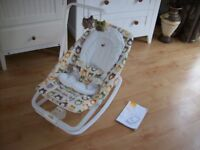 Baby bouncer chair joie from John Lewis