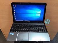 Toshiba i5 Ultra Fast Laptop, 6GB, 500GB,HDMI,Genuine Windows 10,Microsoft office,Immaculate,box