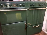 Stove hormes Range gas cooker Duall fuel......Mint Free Delivery