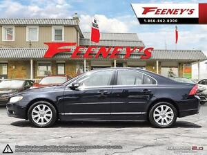 2010 Volvo S80 3.2L- LEATHER, SUNROOF- 2 YEAR WARRANTY
