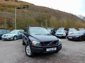 VOLVO XC90 D5 SE AWD GEARTRONIC (blue) 2005