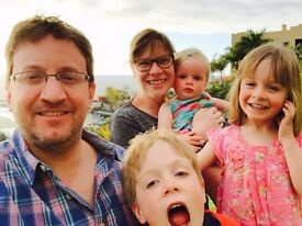 Live in Au pair for family in Sevenoaks (30 mins to London) after school Monday to Thursday
