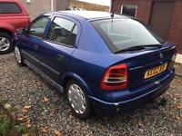 MK4 8V Astra 2002