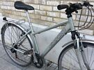 18inch Carrera CrossFire Bike 21 speed Aluminium bicycle Hybrid bike Commuter Town bicycle