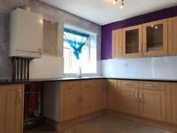 FREE TO MOVE INTO - JOHN STREET, EASINGTON COLLIERY - DSS ACCEPTED, THREE BEDROOMS TERRACED HOUSE