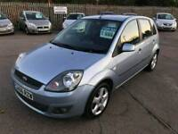2007 56 ford fiesta 1.2 stunning car throughout
