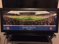 Leeds United Framed Pictures