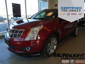 2012 Cadillac SRX Premium Collection | AWD | Sunroof | Nav
