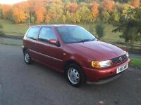 Volkswagen Polo 1.4 Automatic (Low Mileage)