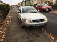 Audi 1.9 tdi 2003 £895