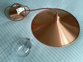 Copper shades