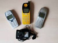 Retro Nokia 402 (5130), 3330, 6210 bundle with charger