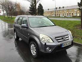 2006 Honda CR-V 2.2 CDTI Sport 6 Speed 2WD/4WD Very Good Condition 12 Months Mot Ready To Go P/Ex