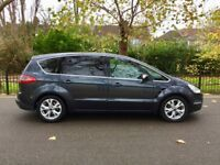 2010 Ford S-Max 2.0 TDCi Titanium 5dr | Hpi Clear | 7 Seaters | like Zafira Galaxy Sharan Ford VW Q7