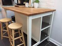 Ikea kitchen island stenstorp