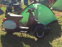 Vespa px frame wanted