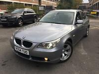 BMW 530D AUTOMATIC DIESEL 2005 XENON+LEATHER+BLUETOOTH