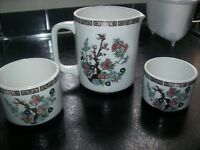Royal Doulton jug set Dunn Bennett