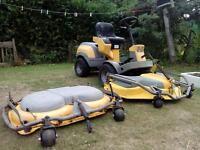 Ride on lawnmower Stiga 4WD