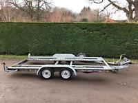 Brian James A Max car transporter trailer