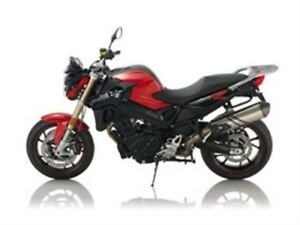 2017 BMW F800R Racing Red