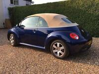 VW Beetle Luna 1.6L Convertible **REDUCED FOR QUICK SALE**