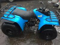 Yamaha farm quad